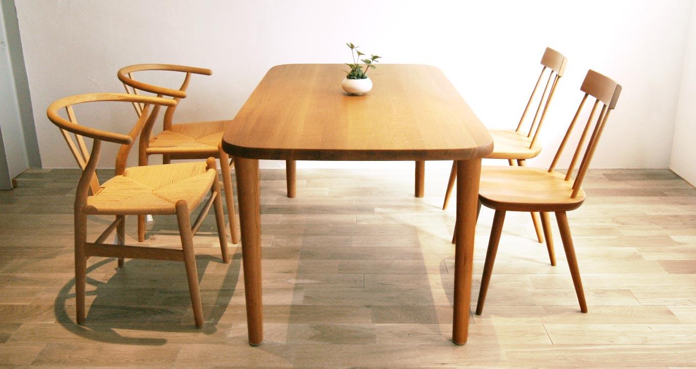 オーダーテーブルの参考モデル4(ダイニングテーブル)