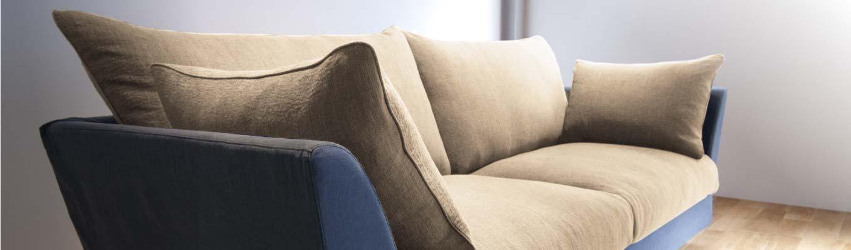 トレドのソファ