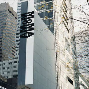 MOMA永久コレクション収蔵。